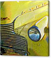 '40 Chevy Canvas Print
