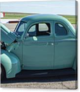 40 Ford Deluxe Canvas Print