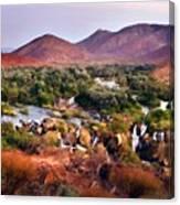 Landscape D Cc Canvas Print