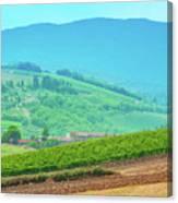 Tuscany Italy Canvas Print