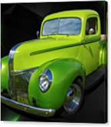 40s Ford Canvas Print