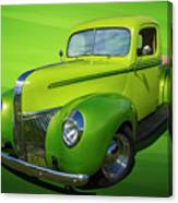 40s Ford Pickup Canvas Print