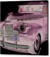 41 Chevy Canvas Print