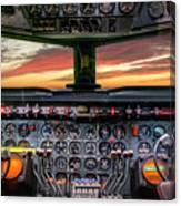 4245- Cockpit Canvas Print