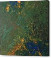 43dfp Nebula Canvas Print