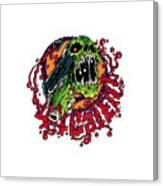 44 Cal Entertainment Logo Canvas Print