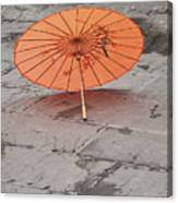 4440- Umbrella Canvas Print