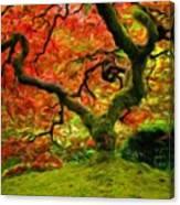 Art Of Landscape Canvas Print