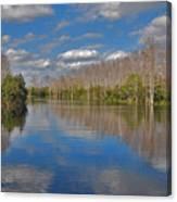 47- Everglades Serenity Canvas Print
