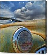 48 Buick Canvas Print