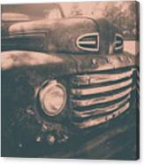 '49 Ford Pickup Canvas Print