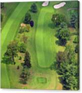 4th Hole Sunnybrook Golf Club 398 Stenton Avenue Plymouth Meeting Pa 19462 1243 Canvas Print
