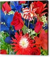 4th Of July Surprise  Canvas Print