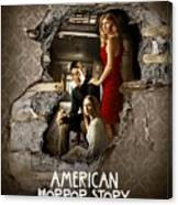 American Horror Story 2011 Canvas Print