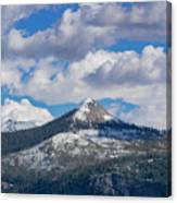 Beauty Of Yosemite Canvas Print