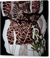 Bikira Maria Canvas Print