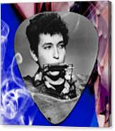 Bob Dylan Art Canvas Print