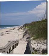 Brevard County Florida Beaches Canvas Print