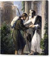 Bunyan: Pilgrims Progress Canvas Print