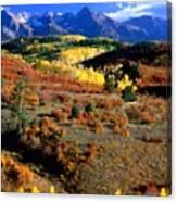 C S Landscape Canvas Print