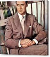Cary Grant, Vintage Actor Canvas Print