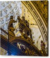 Cathedral Of Seville - Seville Spain Canvas Print