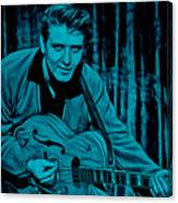 Eddie Cochran Collection Canvas Print