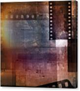 Film Strips 3 Canvas Print