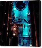 Flamanville Nuclear Power Plant Canvas Print