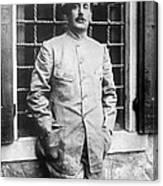 Giacomo Puccini, Italian Composer Canvas Print