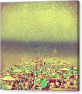 Gordon Beach, Tel Aviv, Israel Canvas Print