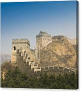Great Wall Of China - Jinshanling Canvas Print