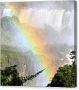 Iguazu Waterfalls Canvas Print