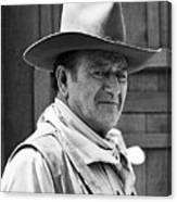 John Wayne Rio Lobo Old Tucson Arizona 1970 Canvas Print