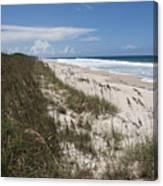 Juan Ponce De Leon Landing Site In Florida Canvas Print
