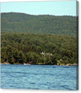 Lake George New York Canvas Print