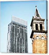 Manchester - Beetham Tower Canvas Print