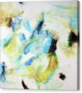 5 Canvas Print