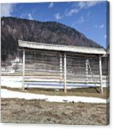 Slovenian Alps Canvas Print