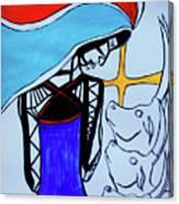 South Sudan - Peace Reborn Canvas Print