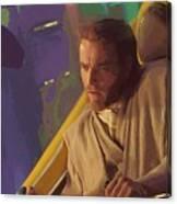 Star Wars 3 Art Canvas Print
