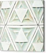 Stone Pattern Canvas Print