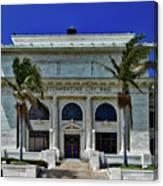Ventura City Hall Canvas Print