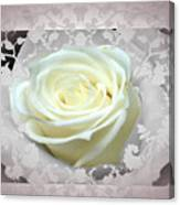 Wedding Rose Collection  Canvas Print