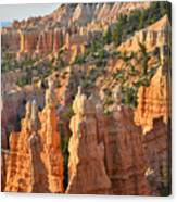 Fairyland Canyon Canvas Print