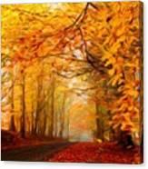 Landscape Artwork Canvas Print