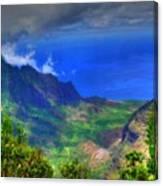 Living Landscape Canvas Print