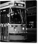 504 Streetcar Canvas Print