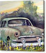 51 Ford Canvas Print