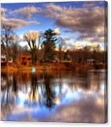 Landscape R Us Canvas Print